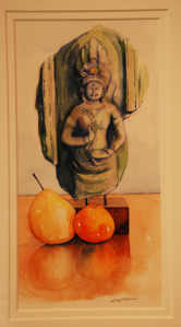 Cambodian Still Life - Kay Morris